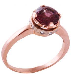 кольцо с подвижной частью