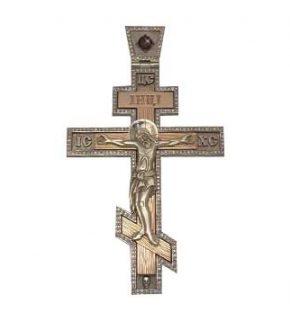 Эксклюзивный золотой крест