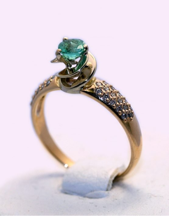 купить кольцо из золота